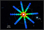 Image Credit: NASA/ISAS/DSS/O. Urban et al., MNRAS